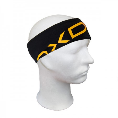 OXDOG čelenka SHINY-2 HEADBAND black/orange