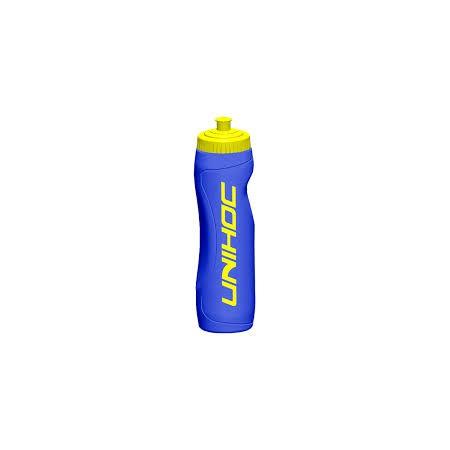 Unihoc fľaša Rocket blue/yellow