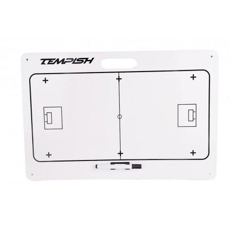 Tempish trénerská taktická tabuľka 61x41cm