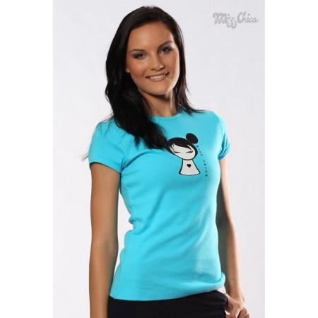 Jadberg tričko T-WOMEN Black