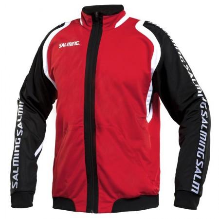 Salming bunda Taurus Wct Pres Jacket Červená