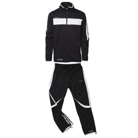 Unihoc súprava Cadiz black/white JR