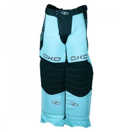 OXDOG TOUR GOALIE PANTS tiff /blue brankárske nohavice