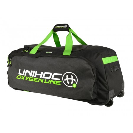 Unihoc OXYGEN LINE large taška s kolieskami