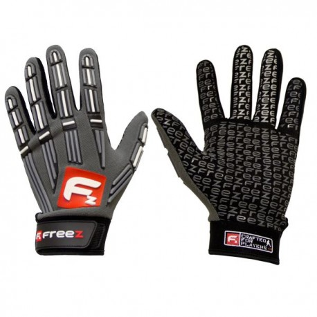 FREEZ G-180 GOALIE GLOVES RED SR