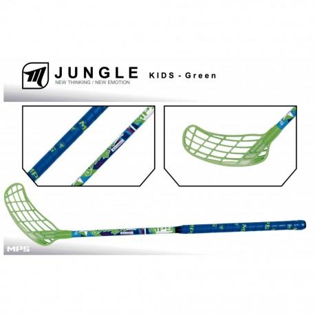 MPS JUNGLE MINI– Green florbalová hokejka