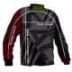 SALMING Atilla Jersey SR Grey/Black brankársky dres