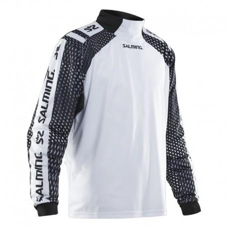 SALMING Atilla Jersey SR White/Black SR brankársky dres
