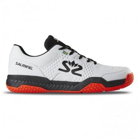 SALMING Hawk Court Shoe Men White/Black halová obuv