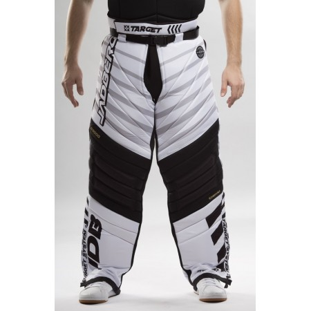 Jadberg Target Pants-R9000-White Brankárské nohavice