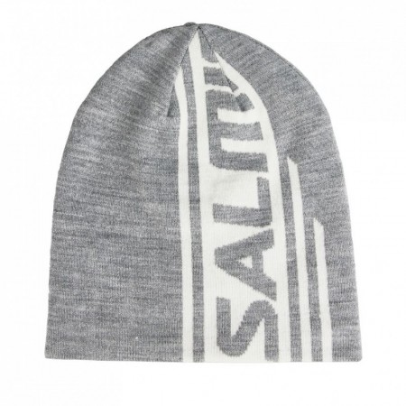 SALMING Logo Beanie Grey