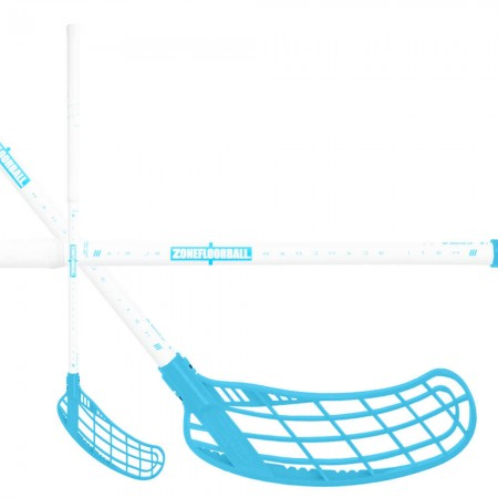 ZONE Force AIR JR 35 ice blue 16/17