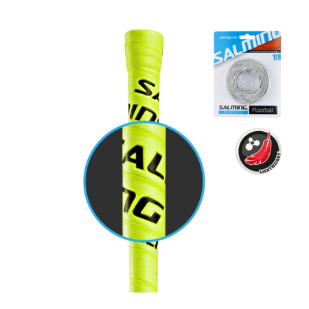 Salming omotávka TourLite+ Grip Yellow