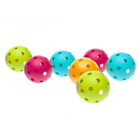 SALMING Aero Ball 10-pack, colour mix