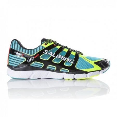 SALMING Speed 5 Shoe Men Ceramic Green/Blac