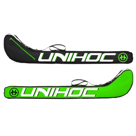 UNIHOC vak Ultra black/white/neon green SR