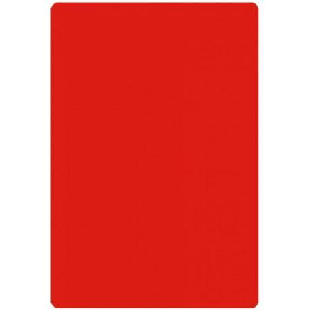Červená karta pre rozhodcu